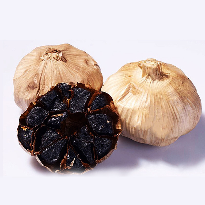 Good Taste Fermented Black Garlic 6 Cm Bulbs (14bulb/bag)