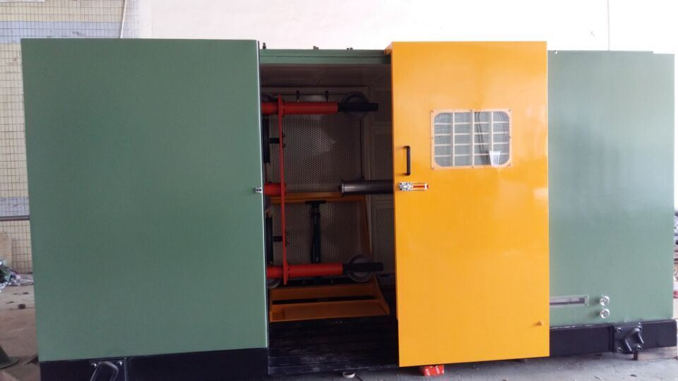 High-Quality Single Stranding Machine for Making Wire and Cable