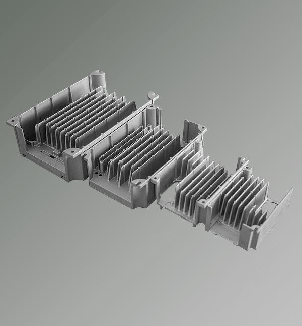 Integrated Machine Die Casting Aluminum Bottom Cover