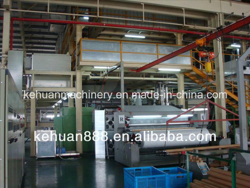 2.4m SMMS Newest Design Polypropylene Spunbond Non Woven Machine