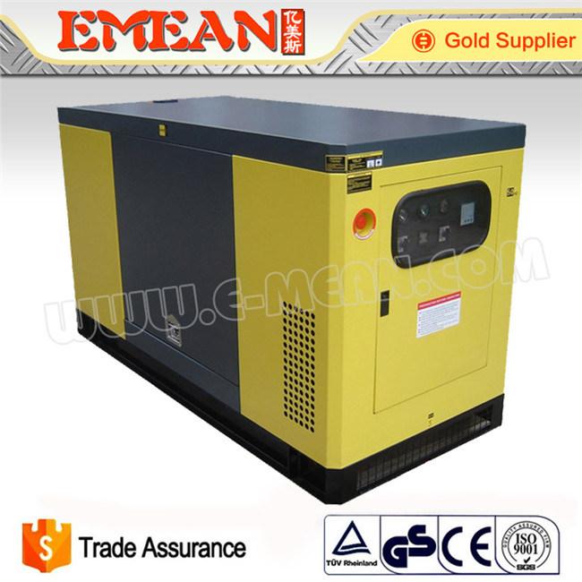 15kVA~1000kVA Silent/Soundproof Diesel Generator with Cummins Engine