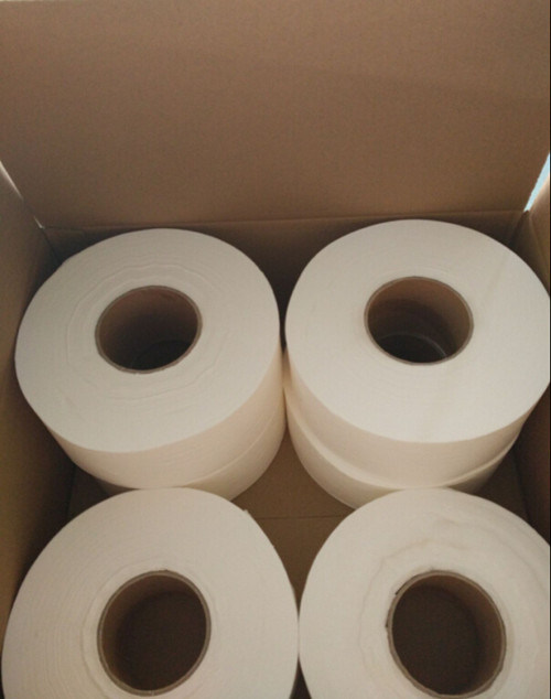 Virgin Pulp Jumbo Roll Tissue, Premium Quality Jrt, Embossing