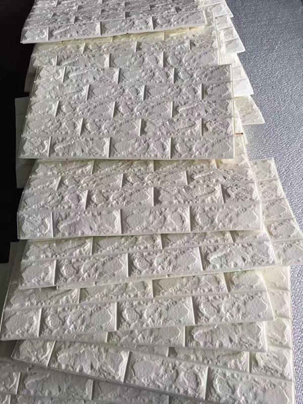 3D Foam Wallpaper / Wall Sticker