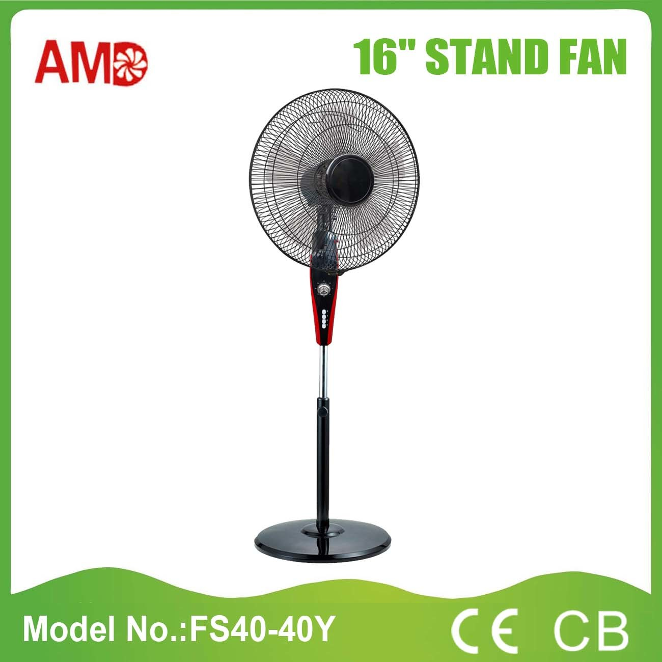 2016 New Design Stand Fan with Ce Approved (Fs40-A40y