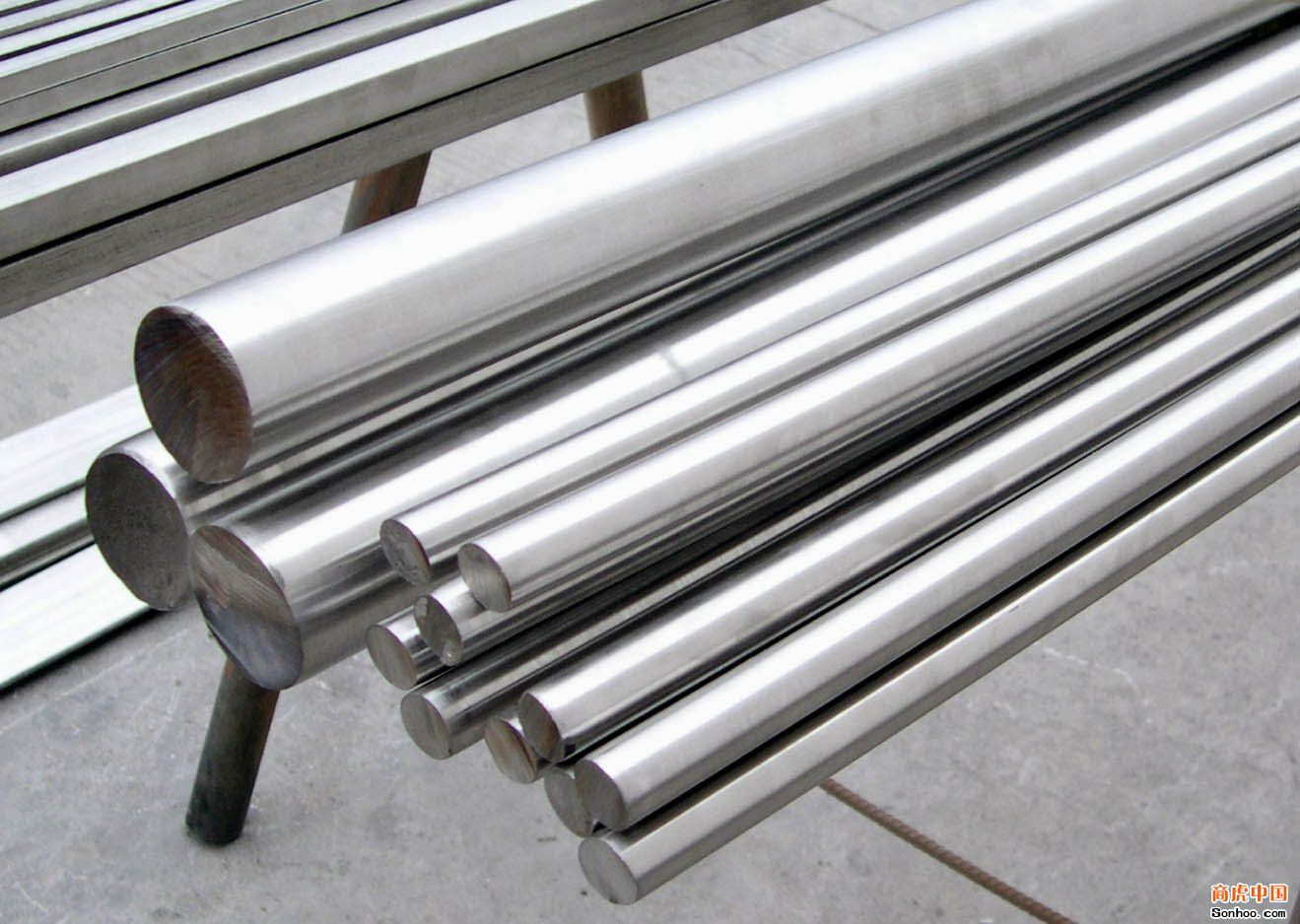 Forged Steel Bar : China s high carbon forged steel round bar