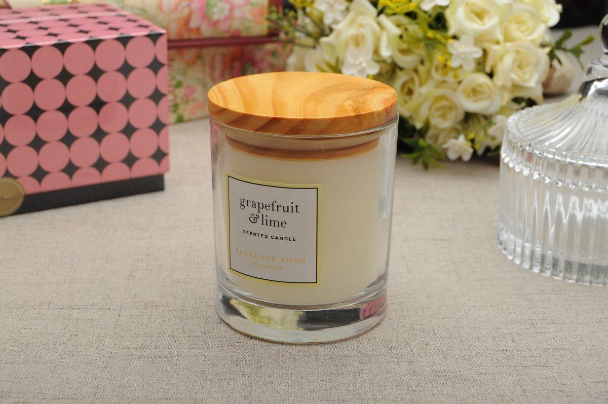 High Quality Wedding Birthday Glass Candle