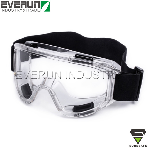PC Lens Eye Protection Safety Goggle (ER9501)