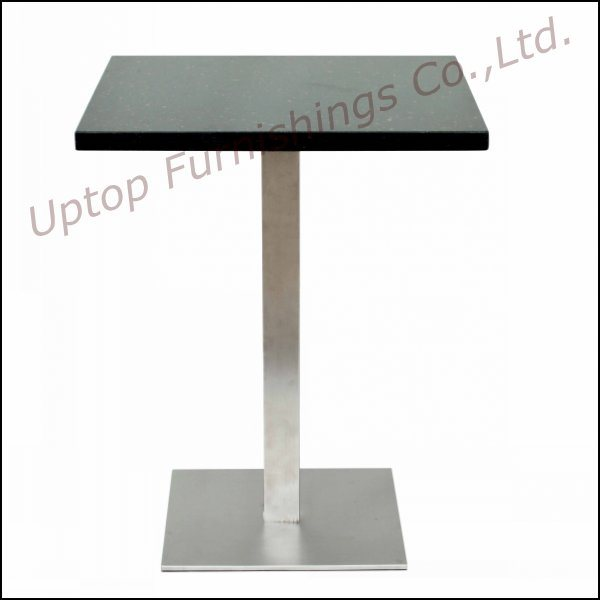 Durable Marble Top Restaurant Dining Table Furniture SP RT130 Photos