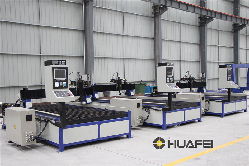 High Speed Flame and Plasma Cutting Machine