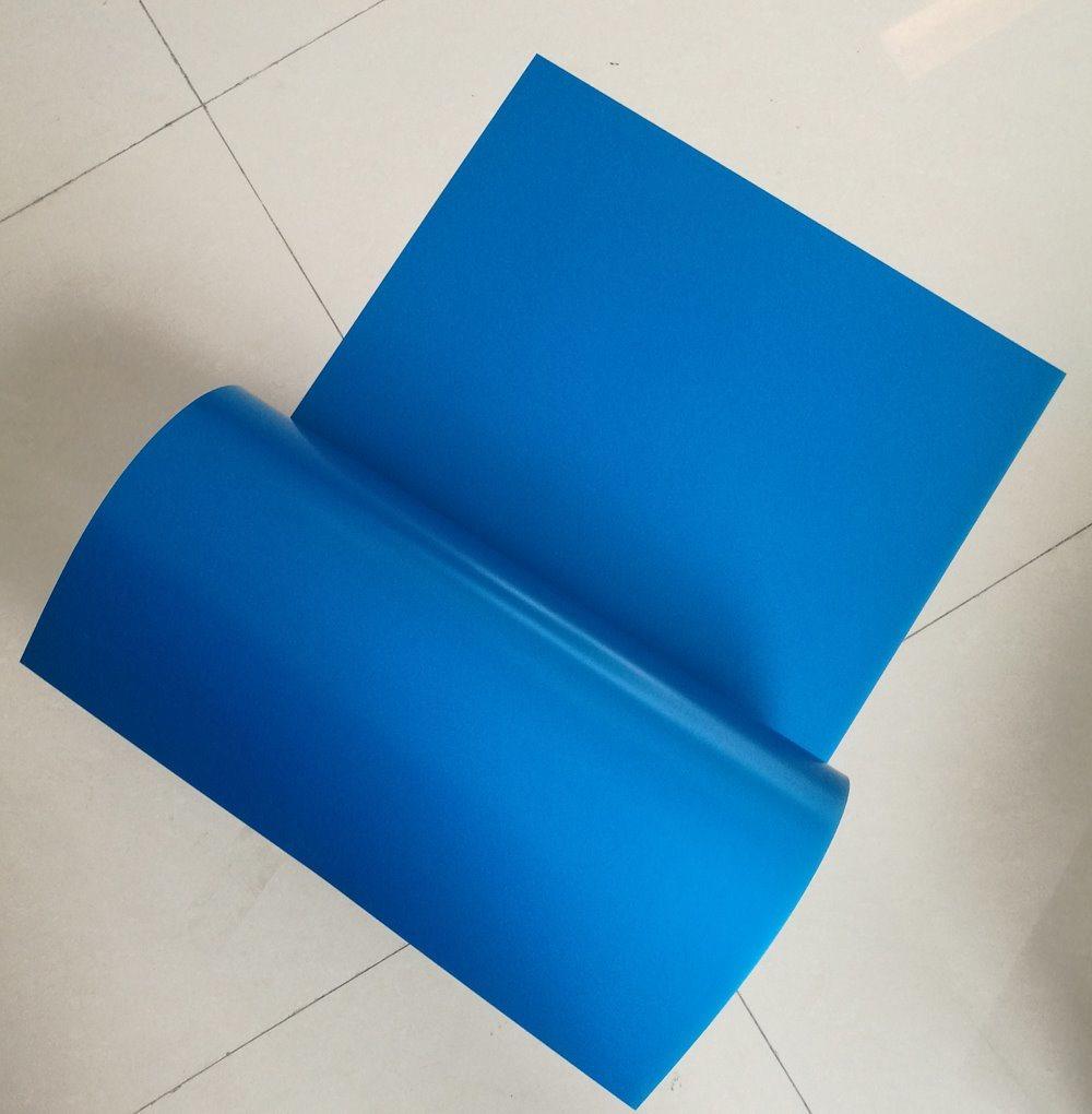 Blue Face Ctcp Plate