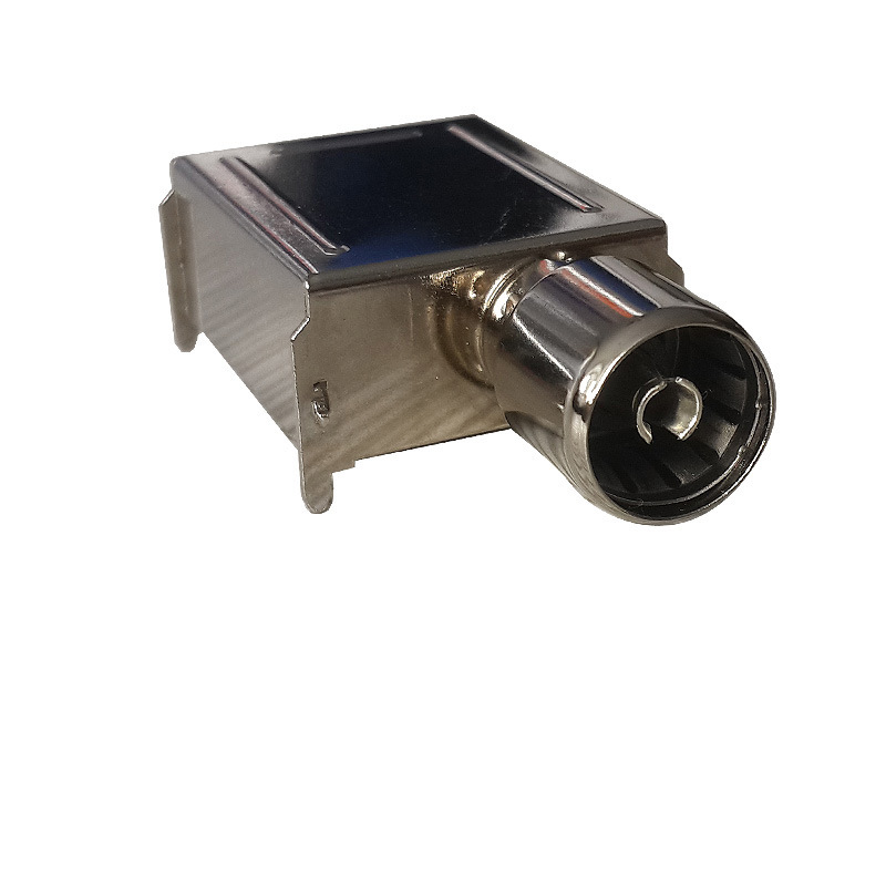 RF Terminal Video Socket RF Connector Coaxial Radio Frequency Socket RF-M-409