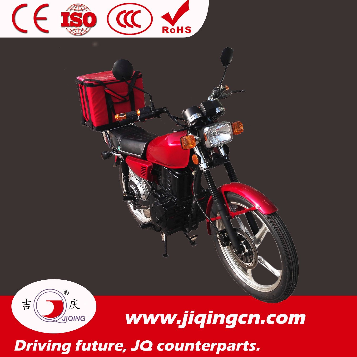 2000W-3000W Electric Motorcycle, Electric Bike (Juguar) -Slope Climbing Ebike