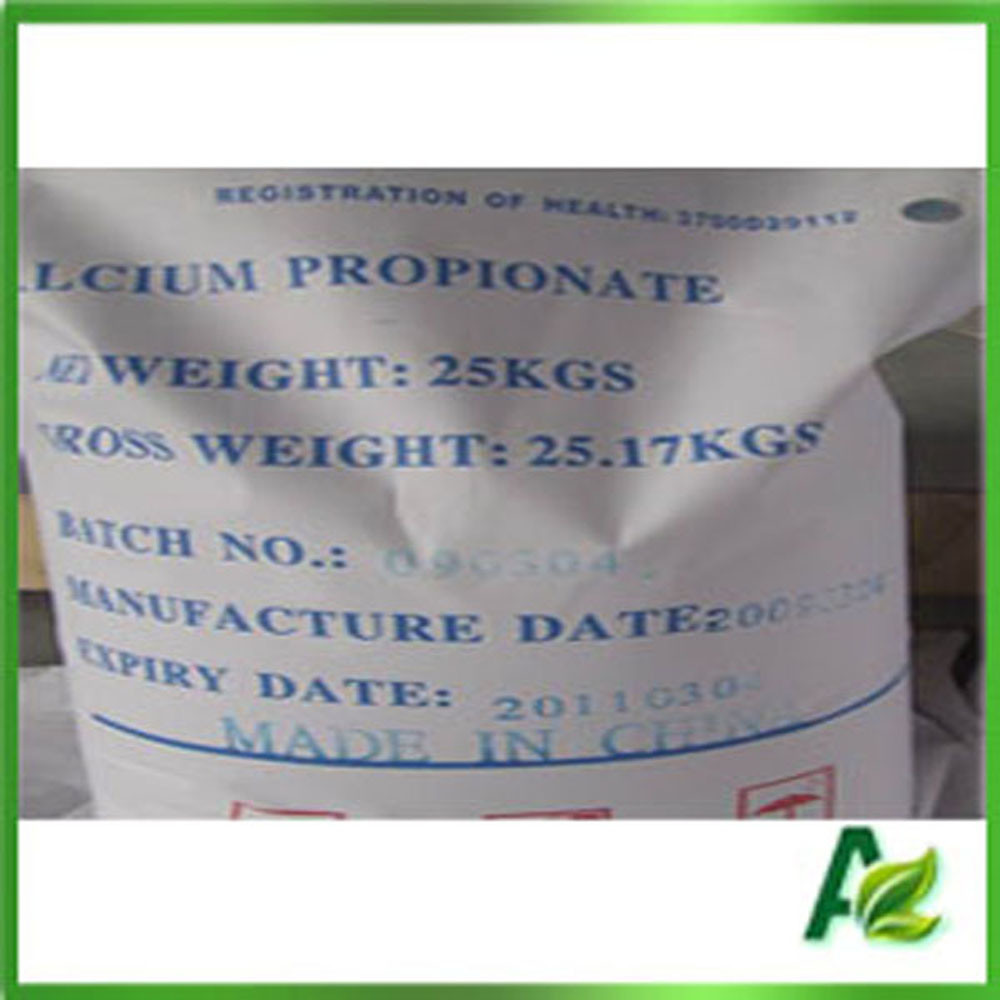 Food Preservative Calcium Propionate Powder and Granular for Bakery