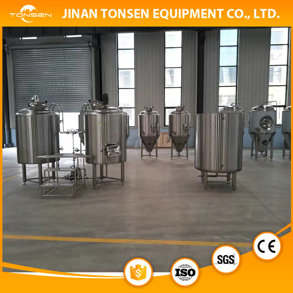 Automated Brewing System Brewery Machinery
