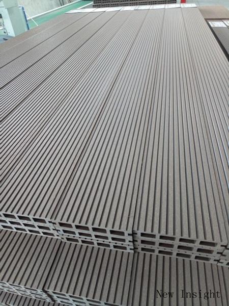 Composite Wood Decking with SGS, Fsc, Ce, Fcba, Intertek Certificates