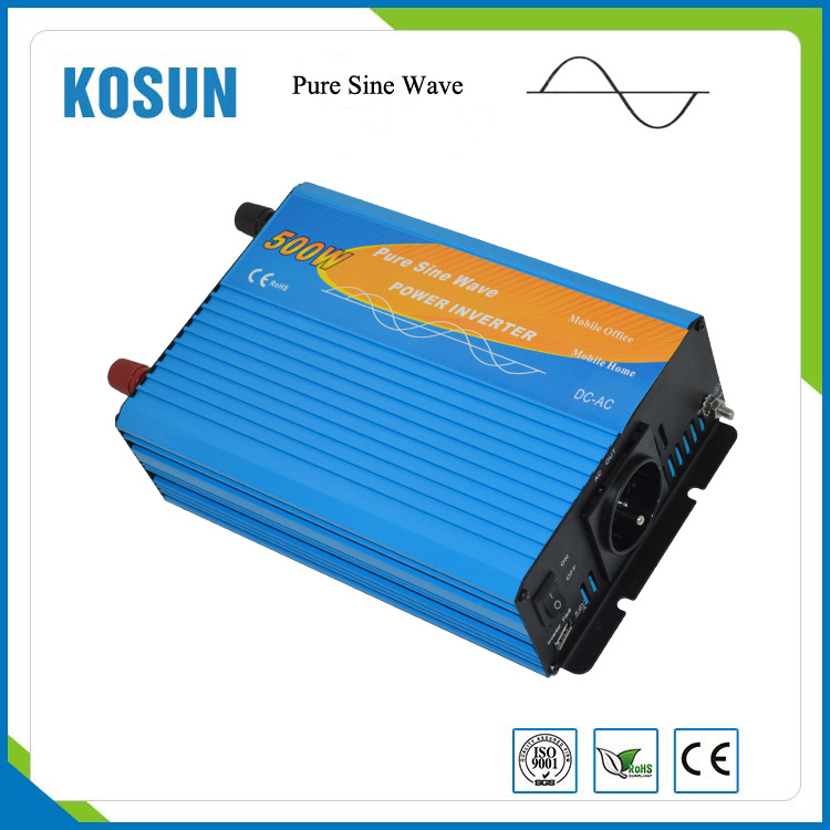 500W off Grid Pure Sine Wave Power Inverter