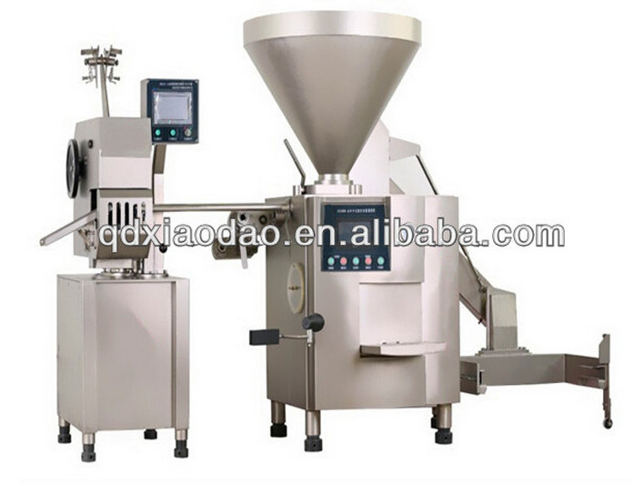 Automatic Electric Vacuum Sausage Stuffing Filling Machine
