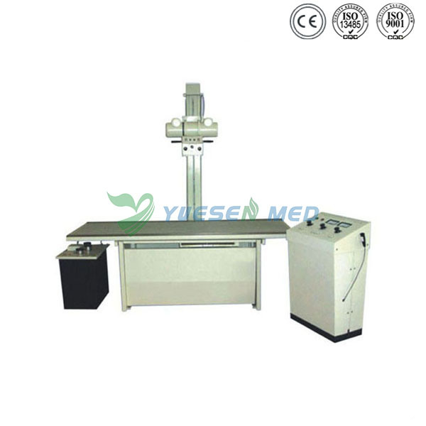 Ysx100 100mA Hospital Medical Radiography X-ray Machine