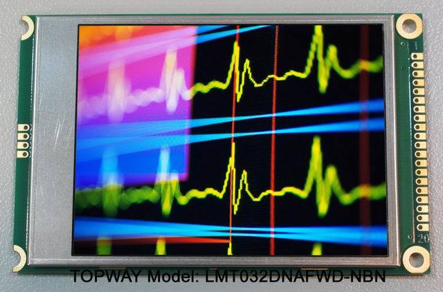 """320X240 TFT LCD Module 3.2"""" LCD Display (LMT032DNAFWD)"""