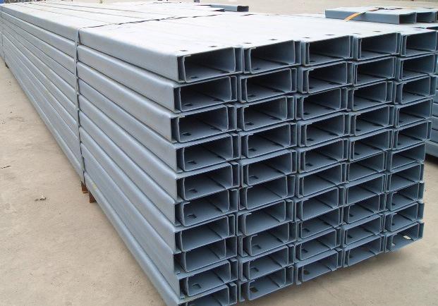 Steel C Channel Profile (ZL-CP) C-Shape Purlin
