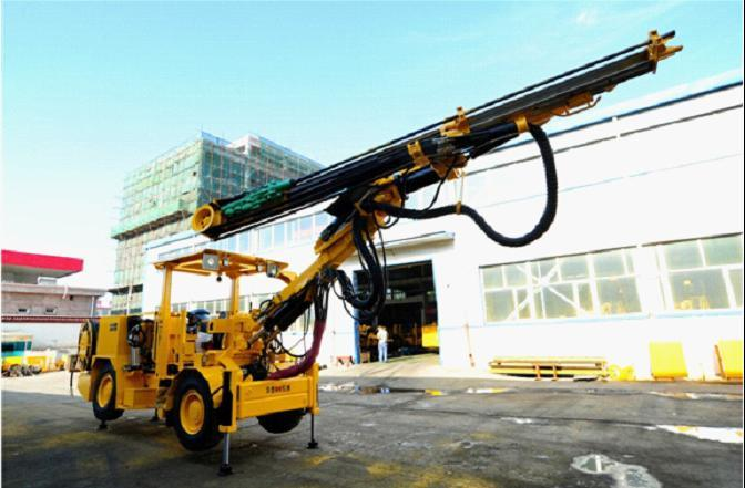 Hydraulic Drilling Jumbo for Developing Mining