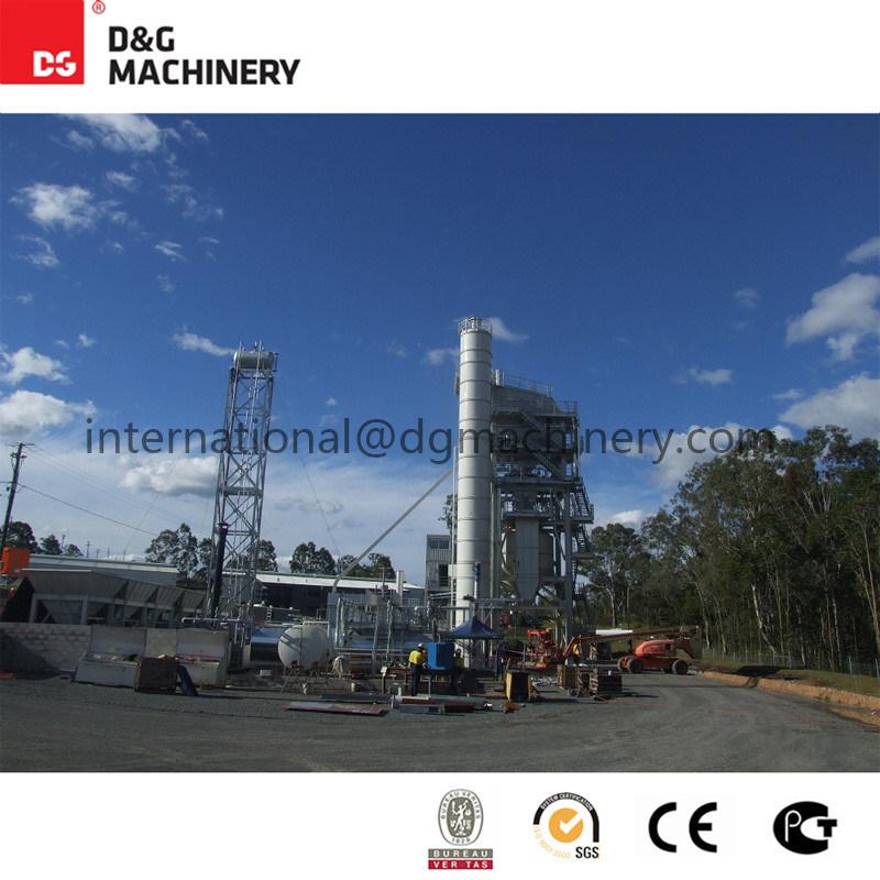 140 T/H Hot Batching Asphalt Mixing Plant / Asphalt Plant for Road Construction / Asphalt Mixing Plant for Sale