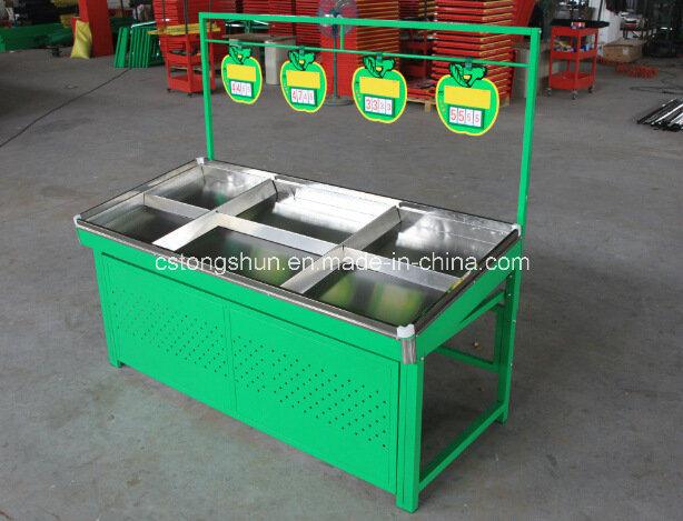 Supermarket Fruit&Vegetale Shelf/Display Stand