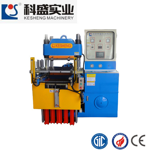200ton Rubber Molding Machine for Rubber Silicone Products (KS200H3)