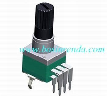 Potentiometer for Mixer, Amplifier, Audio Equalizer (RP09 Series)