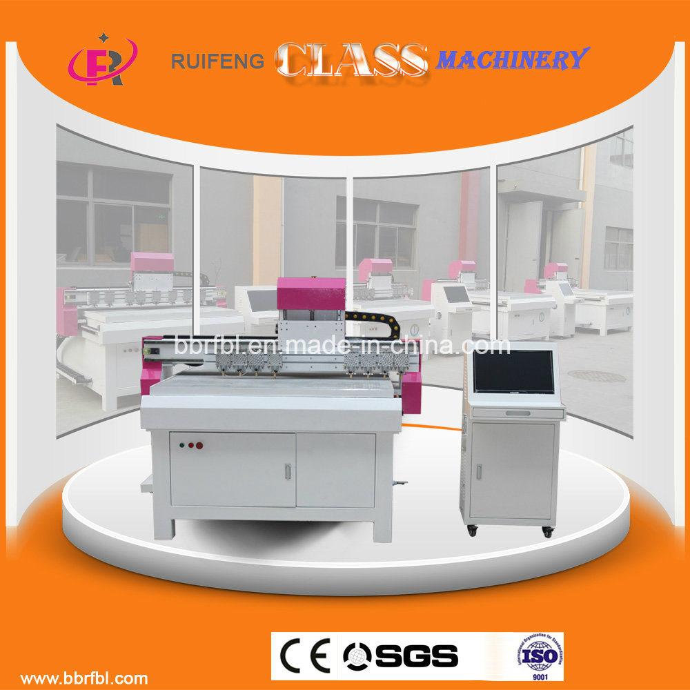 All-in-One CNC Full Automatic Glass Cutting Machine (RF3826AIO)