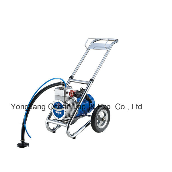 High Quality Hyvst Diaphragm Pump Airless Paint Sprayer Spx 300