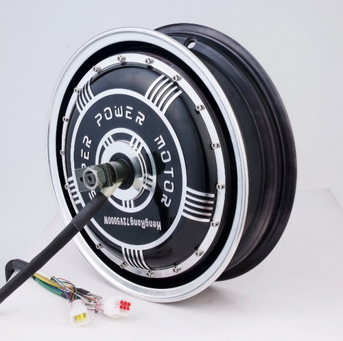 China 8000w 13 39 39 Hub Motor For Electric Scooter Electric