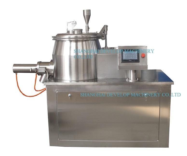 Ghl-100 High Efficiency Mixing Granulator