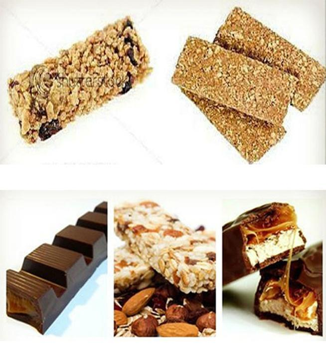 Candy Machine for Producing Sesame Candy, Chocolate Coating Product, Nougat, Sugus, Milk Candy, Square Shape Candy