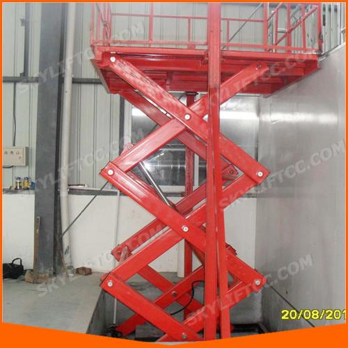 Hydraulic Electric Scissor Lifting Equipment