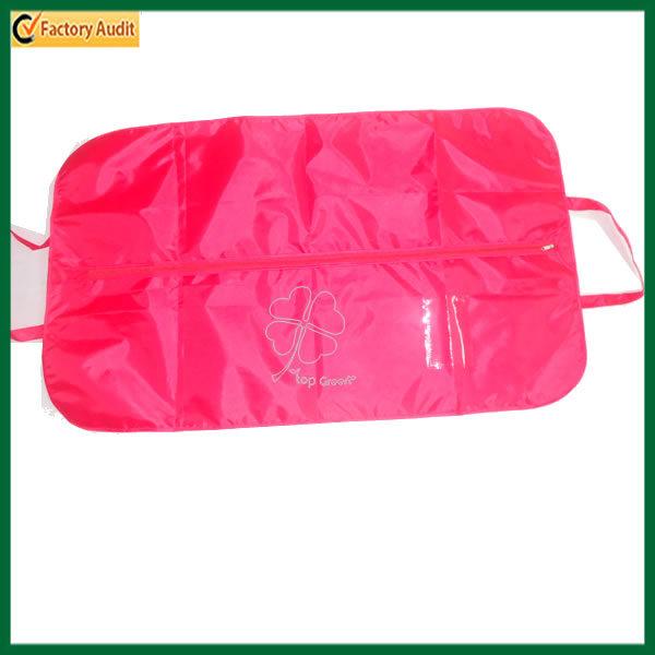 Cheap Travel Zip Lock Hanging Garment Bag (TP-GB058)
