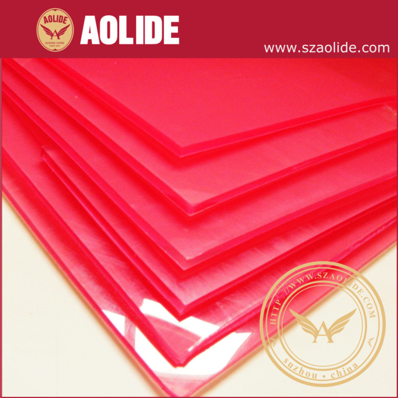 1.7mm Photopolymer Flexo Plate for Printing, Flexographic Plate (AL170-02)