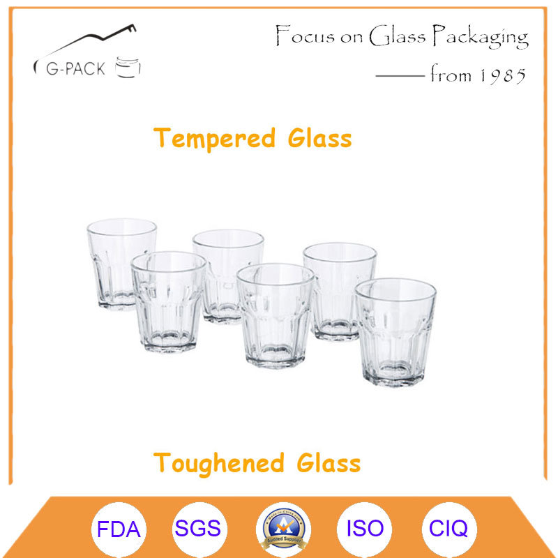 OEM Tempered Glass Cups for Water