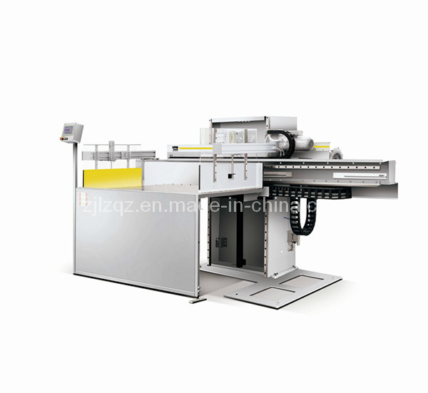 Automatic Stack Unloader for Paper Cutting Machine (XZ1050)