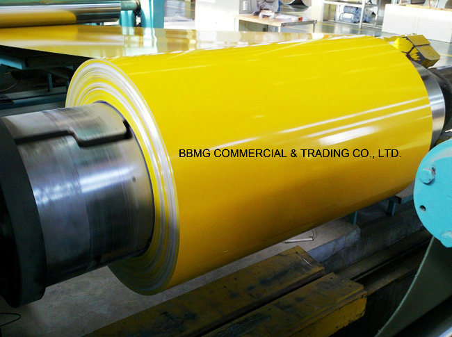 China Supplier of PPGI with Hot/Cold Rolled Steel Coil Color Coated