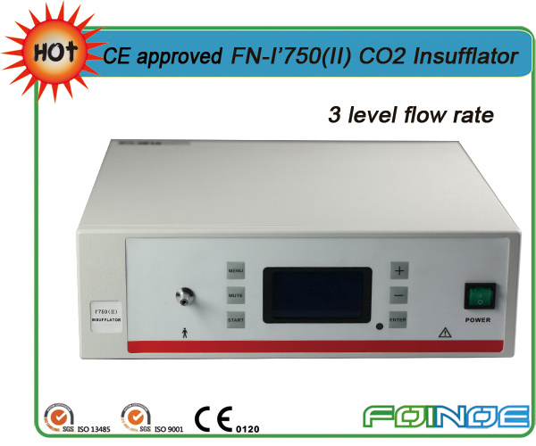 Fn-I′750 (II) Laparoscopy CO2 Insufflator with CE