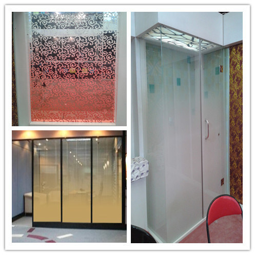 Patented Products Gradient Change Glass