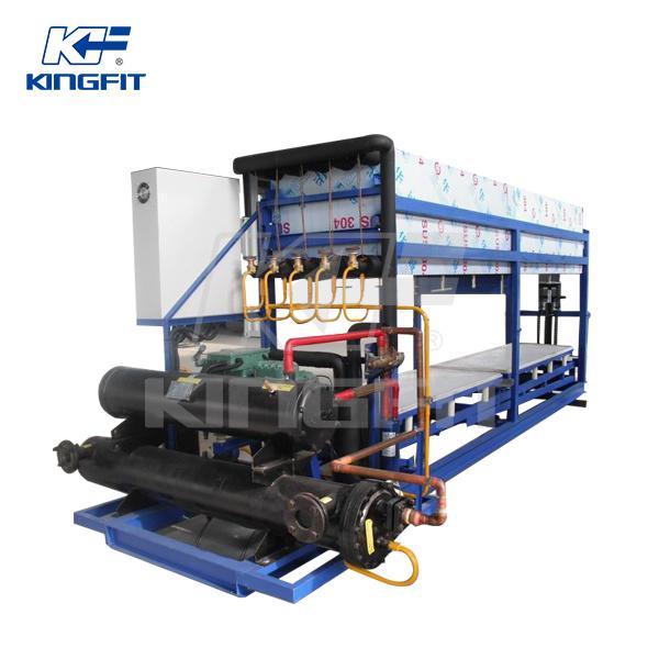 Kingfit New System Ice Block Machine