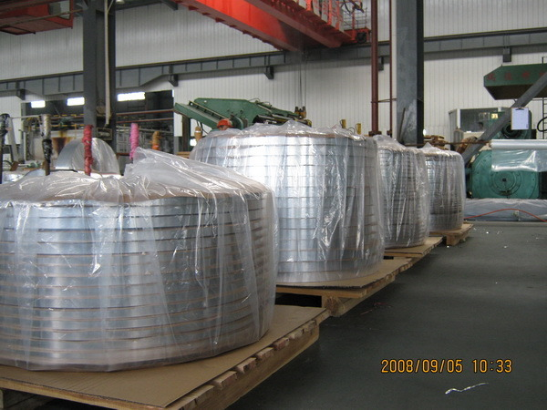 Aluminum Coil/Aluminum Strip/Aluminum Foil/Aluminium Sheet/Aluminium Strip