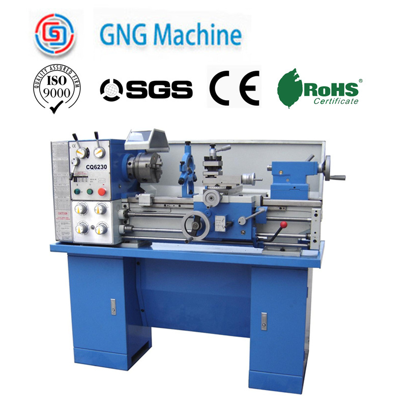CNC High Precision Miliing Speed Lathe (CQ6230A)