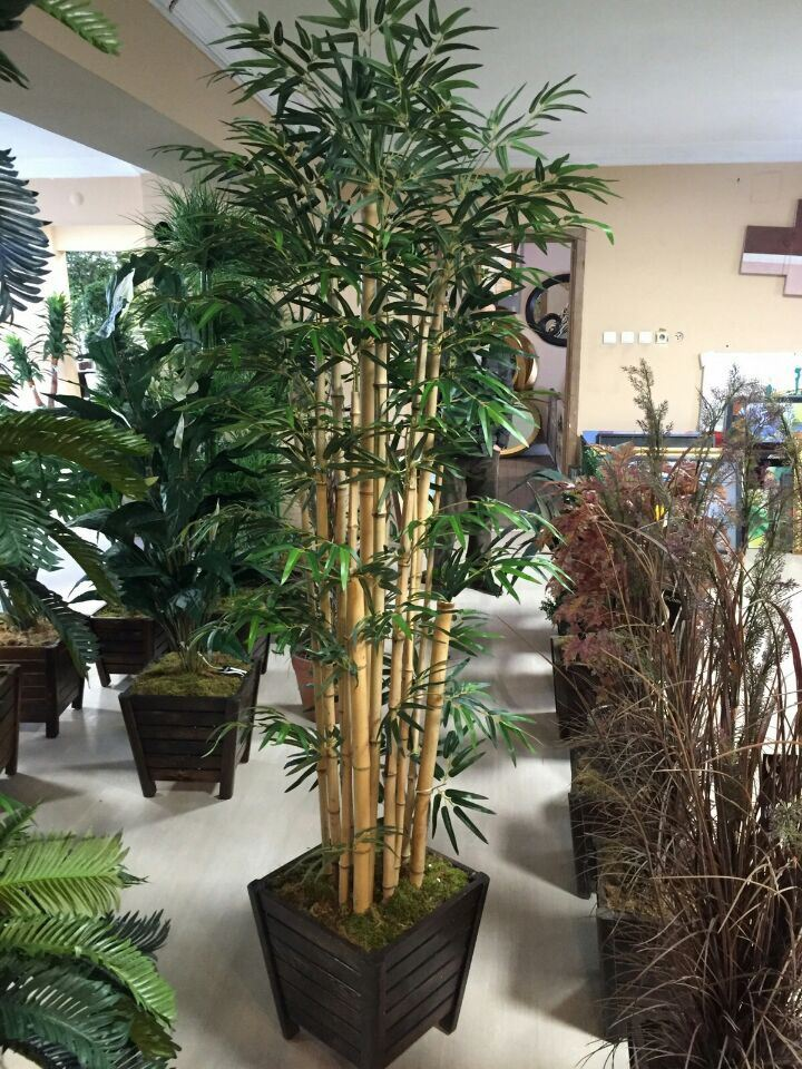 Best Selling Artificial Plants of Bamboo Gu-112130826