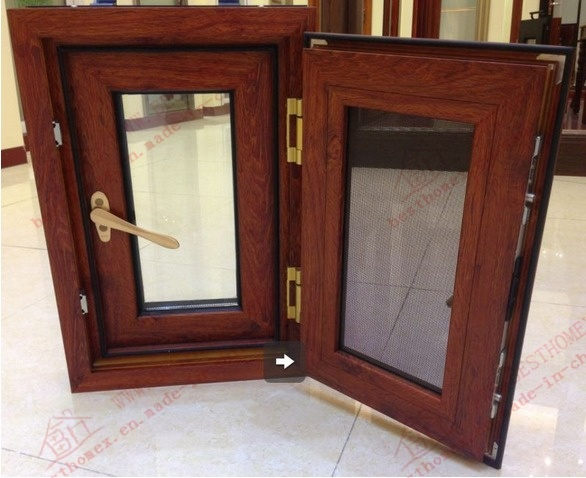 New Type of Flysceen and Casement Combination Window (BHA-CW13)