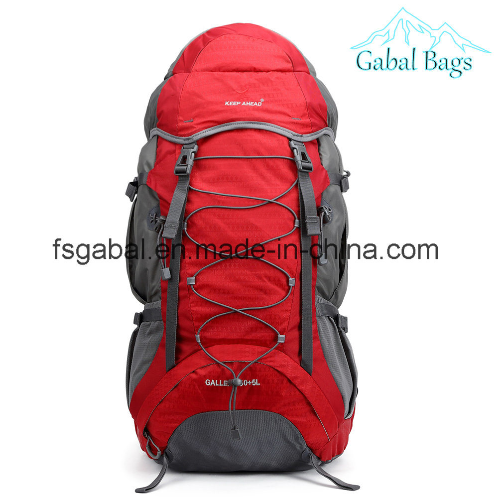 Outdoor Travel Hiking Mochila Backpack Camping Luggage Trekking Bag