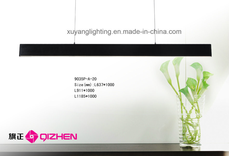 LED Linear Light, Hot Sales LED Pendant Light for Hotel, LED Pendant Lamp for Bar Counter