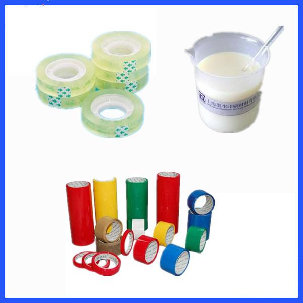 Acrylic Adhesive Water Based Pressure Sensitive Glue BOPP Tape Glue